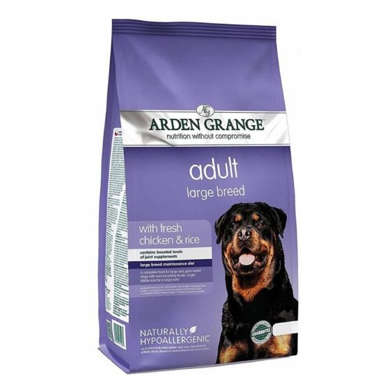 Arden Grange Large Breed Adult Dog Food