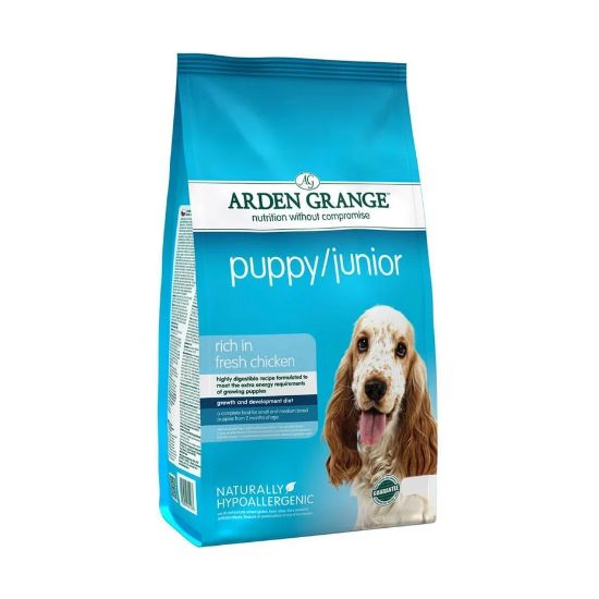 Arden Grange Puppy/Junior Food (Small & Medium Breed) - Fresh Chicken