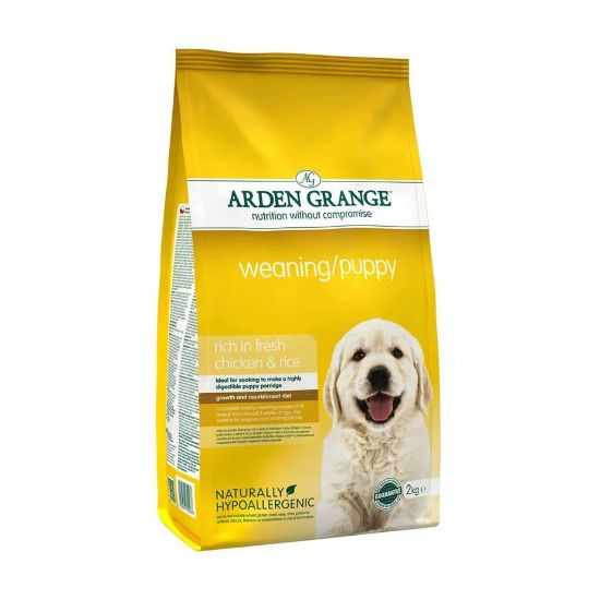 Arden Grange Weaning/Puppy Food - Fresh Chicken & Rice