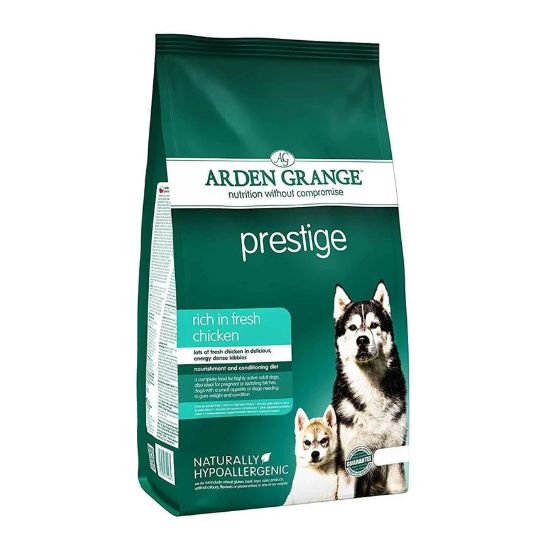 Arden Grange Prestige Dog Food, With Higher Fresh Chicken Protein