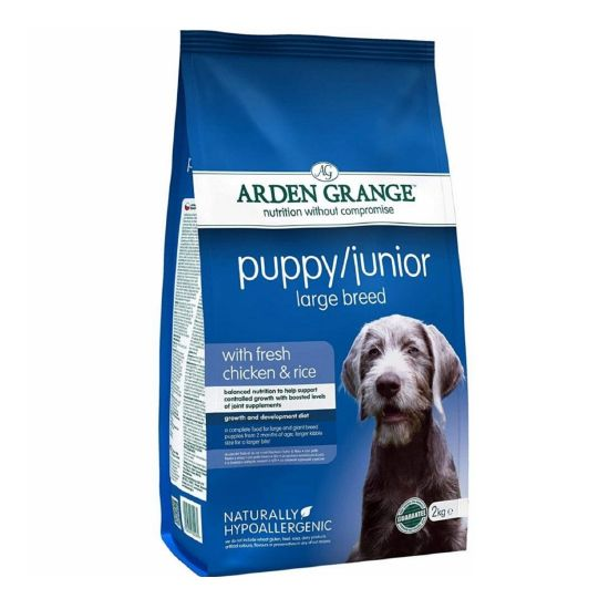 Arden Grange Large Breed Puppy/Junior Dog Food