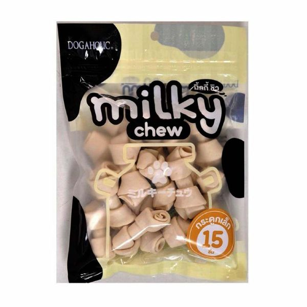 Milky Chew Bone Style, 15 pieces