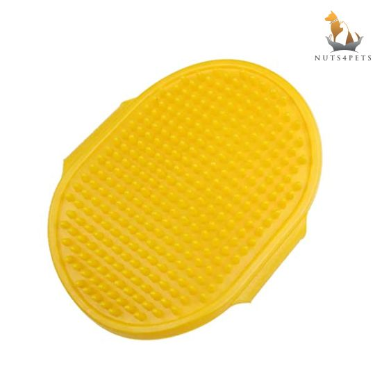 Dog Grooming Rubber Glove
