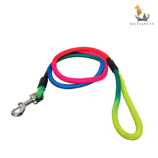 Nuts4Pets Multi Color Leash