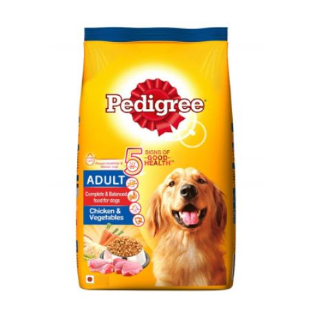 Pedigree Chicken & Veg Adult Dog Food
