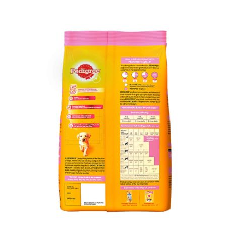 Pedigree Chicken and Milk Dry Puppy Food