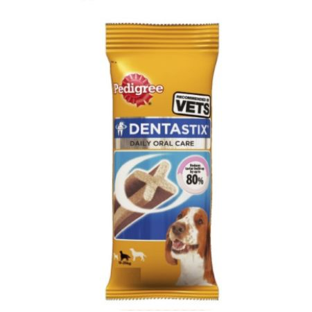Pedigree Dentastix Mono for Medium Breed Dogs (180gm) (Pack of 4)