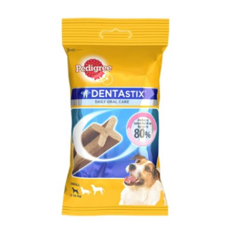 Pedigree Dentastix Mono for Small Breed Adult Dogs (110gm) (Pack of 4)