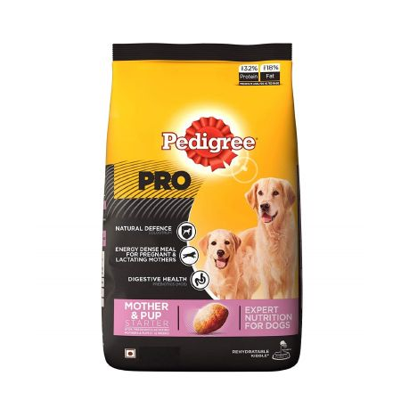 Pedigree Pro Starter Dog Food (Mother and Pup)