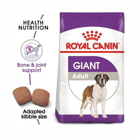 Royal Canin Adult Food For Giant Breeds