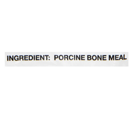 UPCo Bone Meal Steamed Bag Supplement, 1lb
